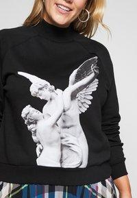 Zign Curvy - Sweatshirt - black - 4