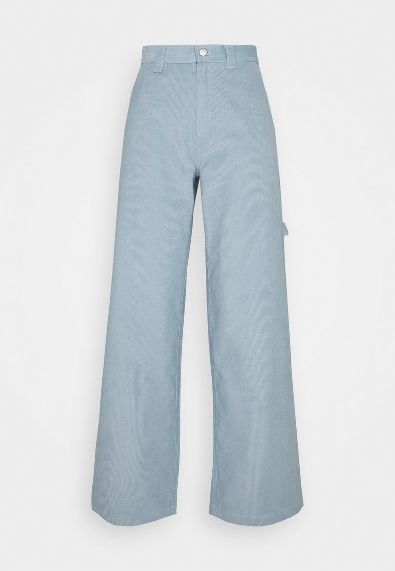 Ziq and Yoni - UNISEX WORKPANT - Trousers - blue