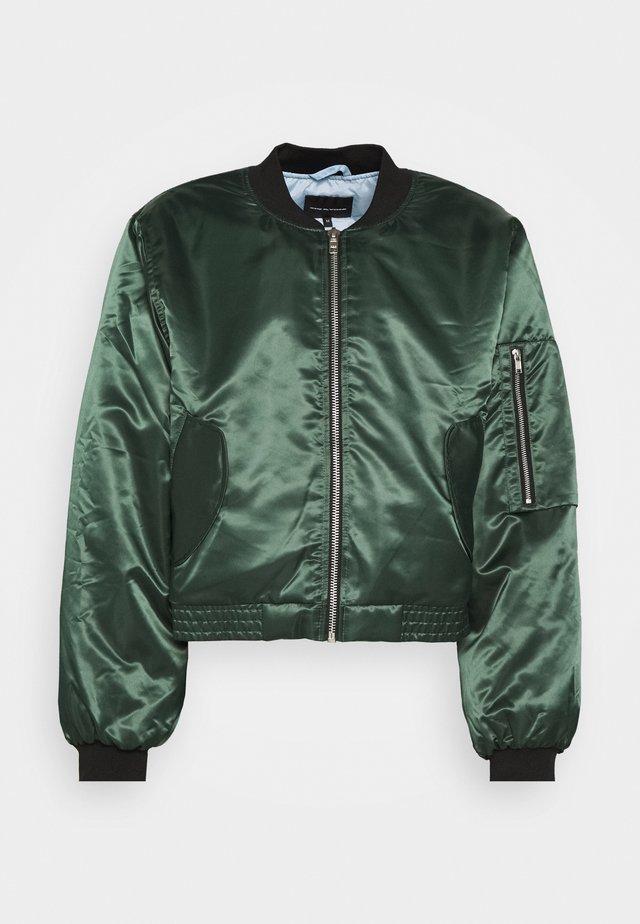 UNISEX JACKET - Bomber Jacket - green
