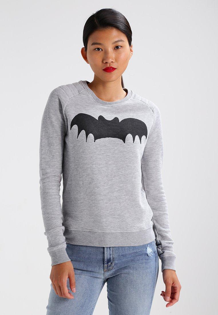 Zoe Karssen - BAT - Sweatshirt - grey heather