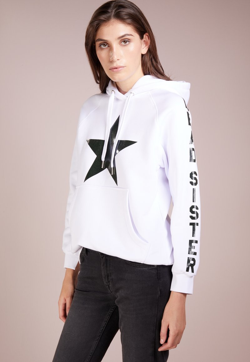 Zoe Karssen - LEAD SISTER - Hoodie - optical white