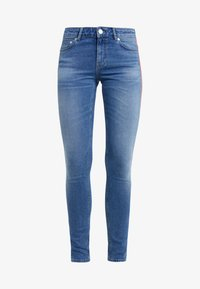 Zoe Karssen - PATTY GIRLS - Jeans Skinny Fit - denim blue - 3