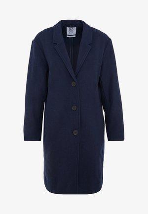 RELAXED  - Zimní kabát - medieval blue