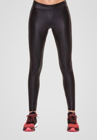 Zoe Leggings - SKIN  - Leggings - black - 0