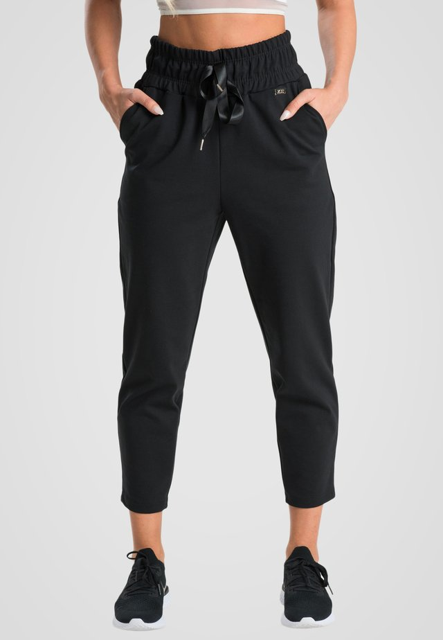 ULTIMATE 7/8 - Spodnie treningowe - black