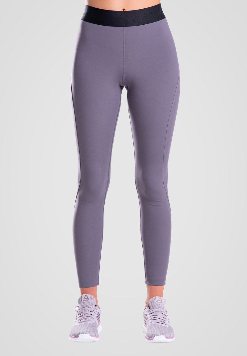 Zoe Leggings - ESSENTIALS - Legging - purple