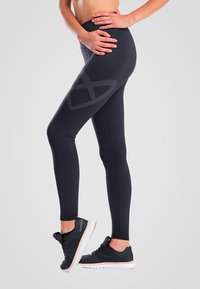 Zoe Leggings - HEART - Legging - black - 2