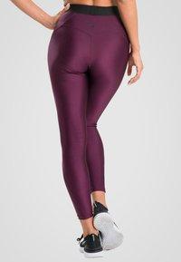 Zoe Leggings - SHINE ROYAL - Legging - purple - 1
