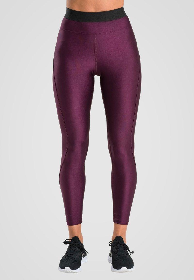 Zoe Leggings - Legging - purple