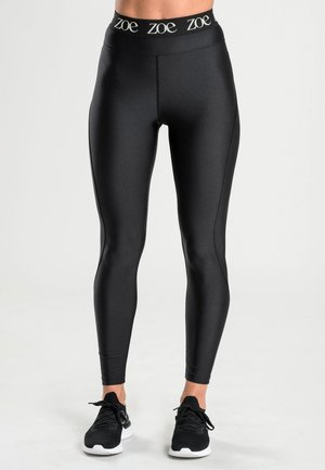 SHINE - Leggings - Trousers - black