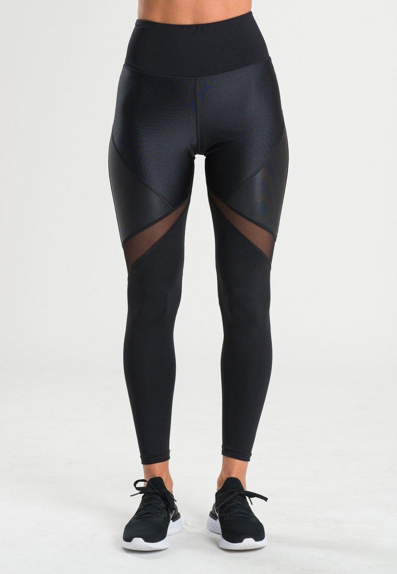 Zoe Leggings - RHEA  - Legging - black