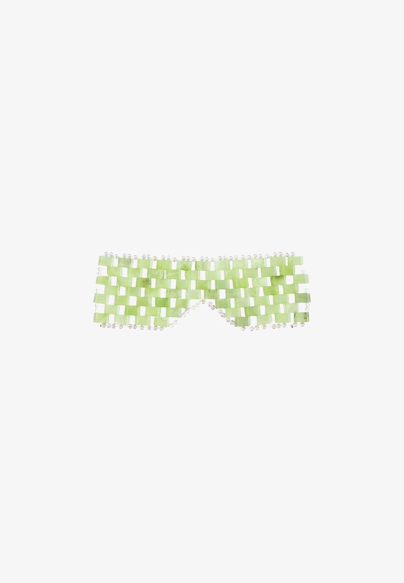 ZOË AYLA - JADE CHI MASK - Skincare tool - green