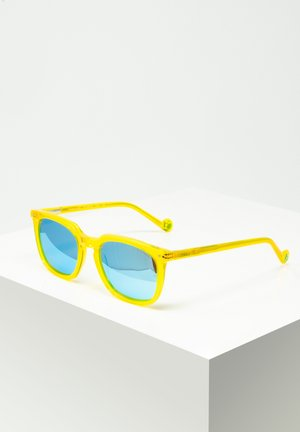 MAXI - Sunglasses - yellow