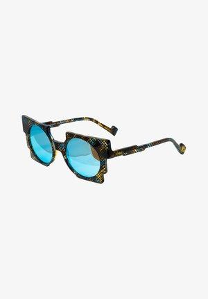 SONNENBRILLE PIXEL FÜR KINDER - Sonnenbrille - blu/brwn