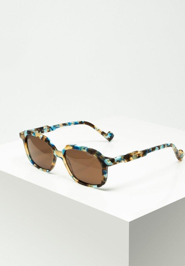 URBAN - Sunglasses - blu/brw