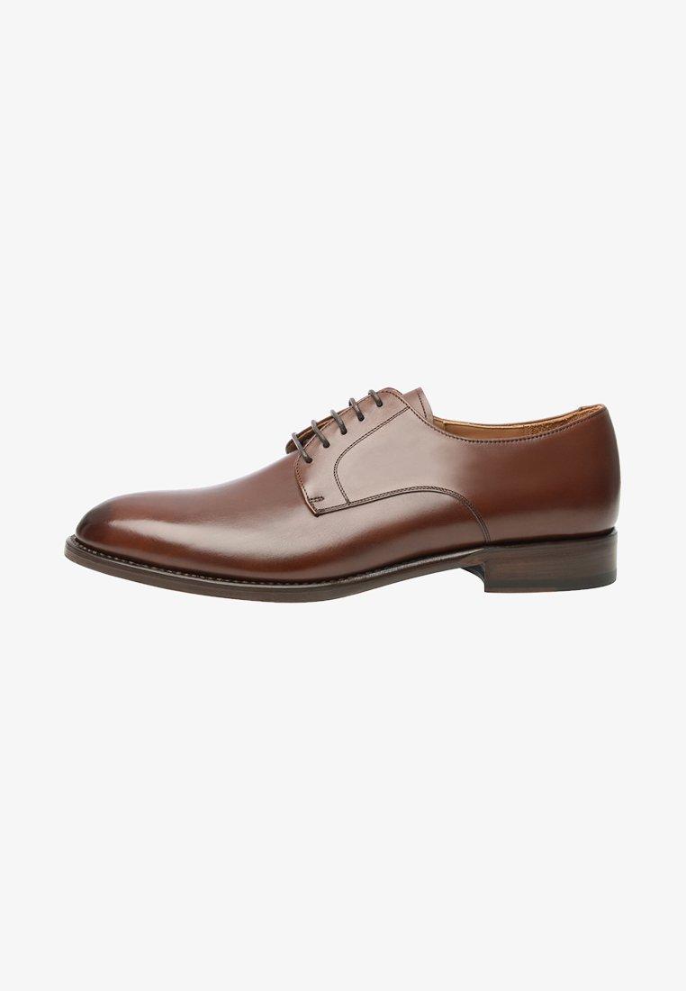 SHOEPASSION - NO. 531 - Business-Schnürer - dark brown