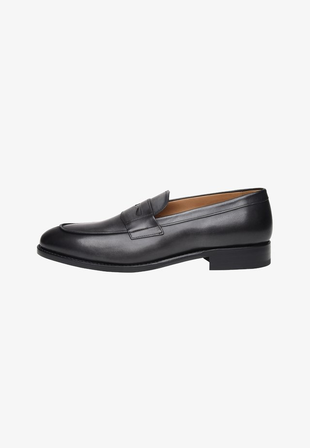 NO. 5296 - Slipper - dark grey