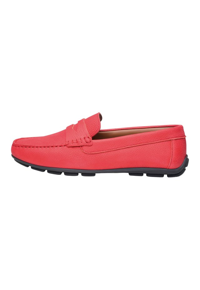 NO. 16 MM - Moccasins - red