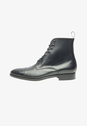 NO. 624 - Bottines à lacets - schwarz