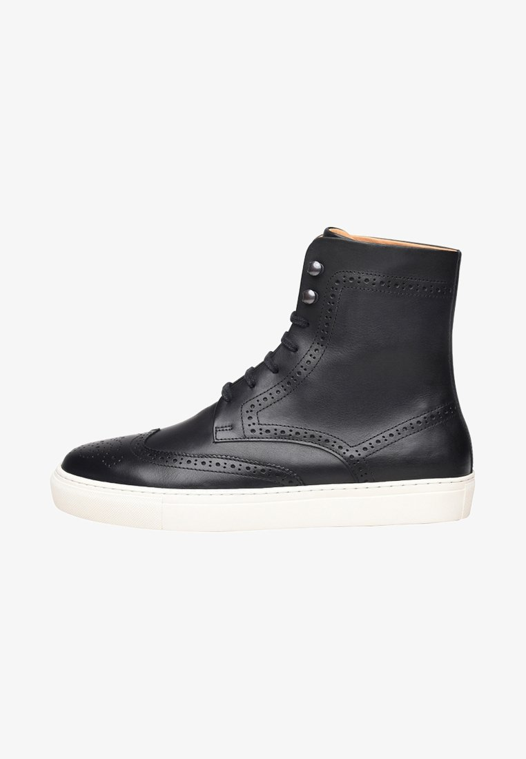 SHOEPASSION - NO. 66 MS - Veterboots - black