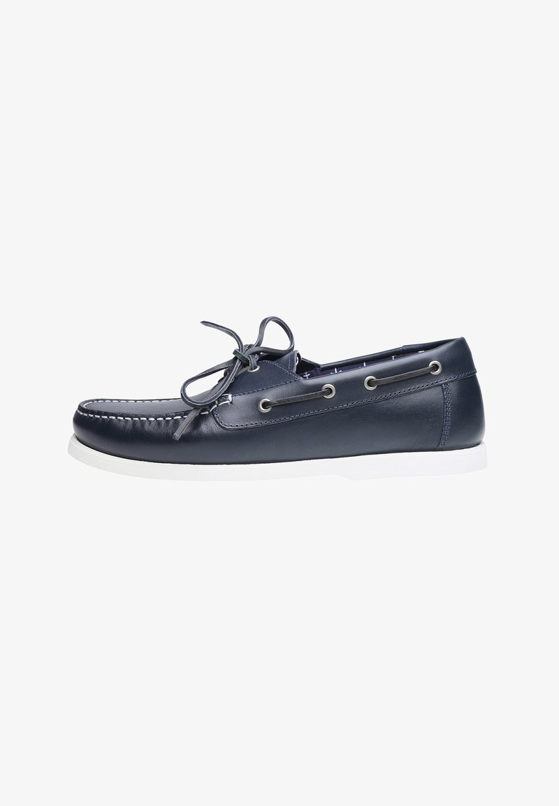 SHOEPASSION - NO. 80 MB - Boat shoes - dark blue