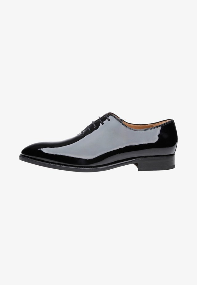 NO. 521 - Derbies & Richelieus - black