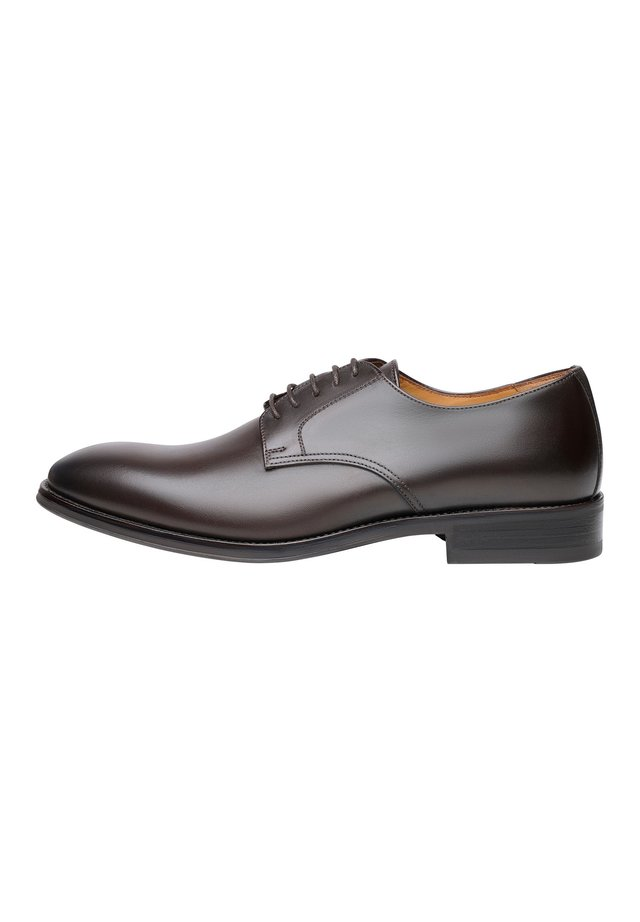 NO. 502 SC - Derbies & Richelieus - dark brown