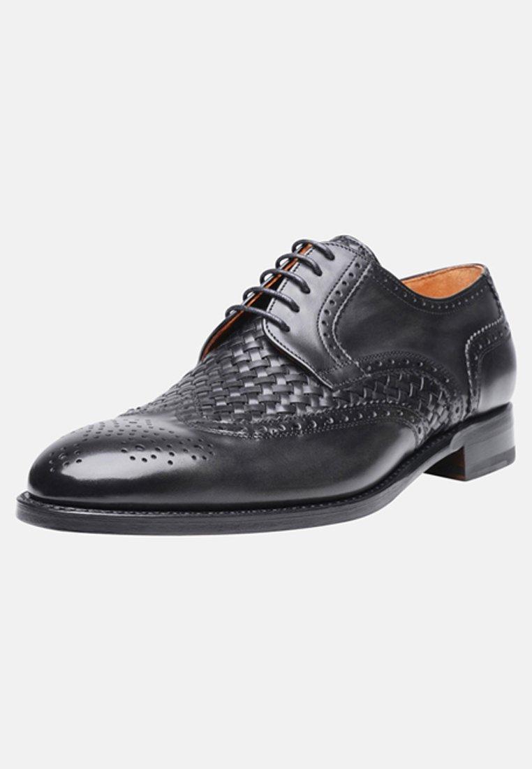 Shoepassion No. 5520 - Schnürer Dark Grey Black Friday