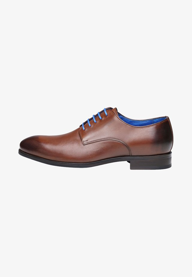 NO. 5620 BL - Derbies & Richelieus - dark brown