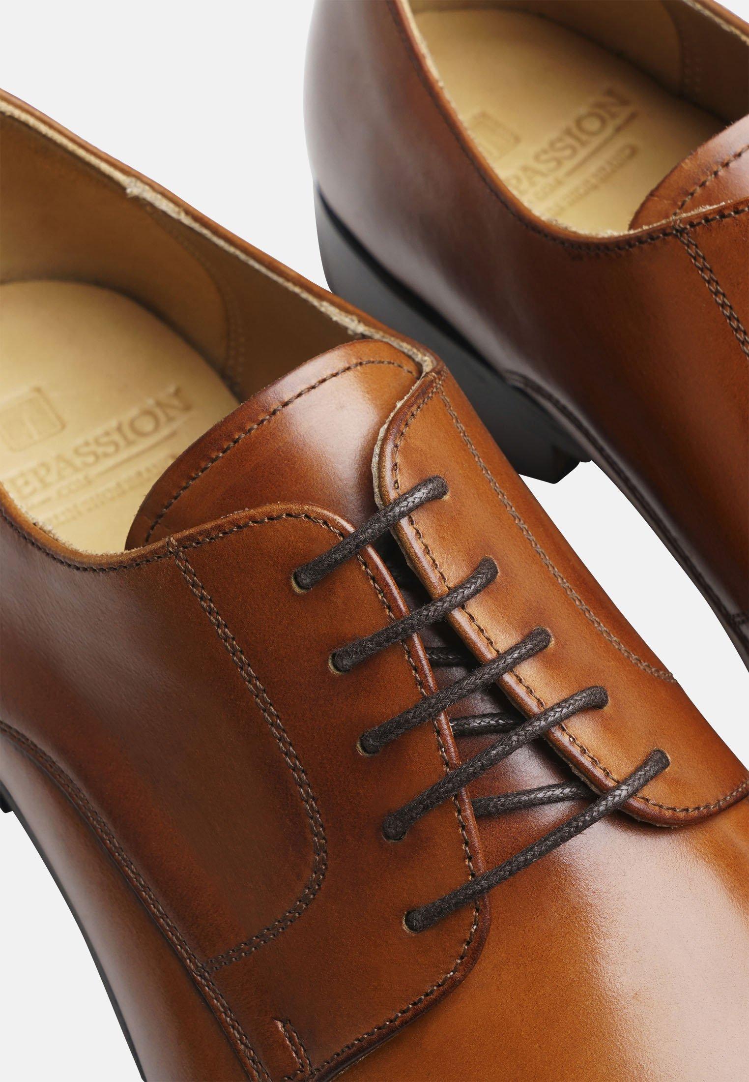 Shoepassion Derbies & Richelieus - Red/brown