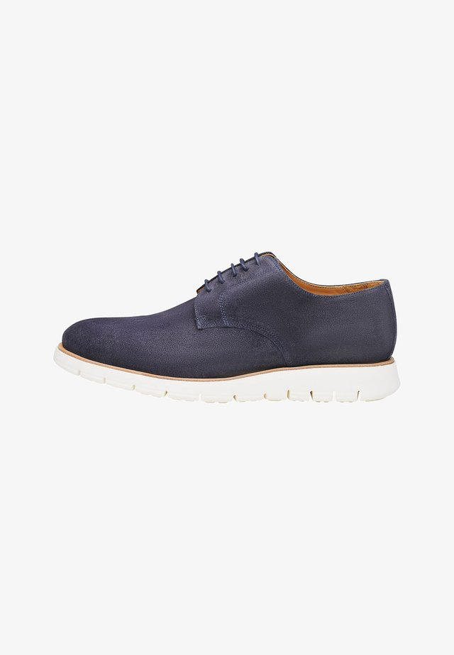 NO. 337 UL - Casual lace-ups - dark blue