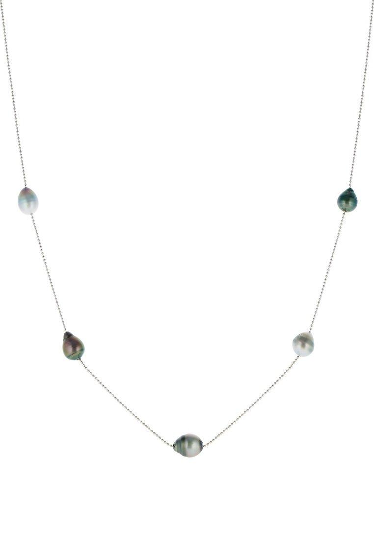 CHRIST Pearls - Halskette - silber