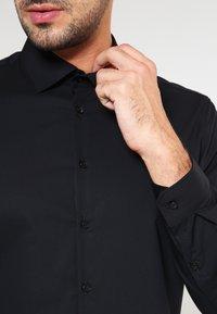Seidensticker - Overhemd - schwarz - 3