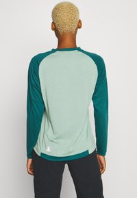 Zimtstern - PUREFLOWZ  - Funktionsshirt - granite green/pacific green/blush - 2