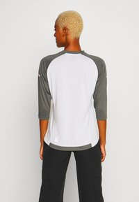 Zimtstern - PUREFLOWZ 3/4 - Sports shirt - glacier grey/gun metal/blush - 2