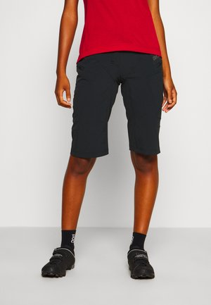 STARTRACKZ EVO SHORT - Sports shorts - pirate black