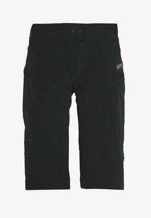 STARTRACKZ EVO SHORT - kurze Sporthose - pirate black