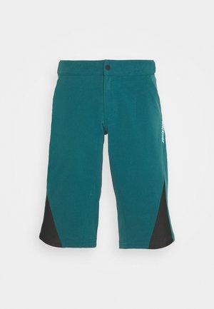 STARFLOWZ SHORT MEN - Sports shorts - pacific/black