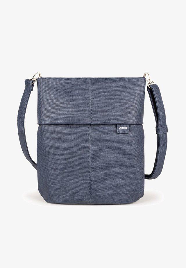 MADEMOISELLE M12 - Across body bag - canvas-blue