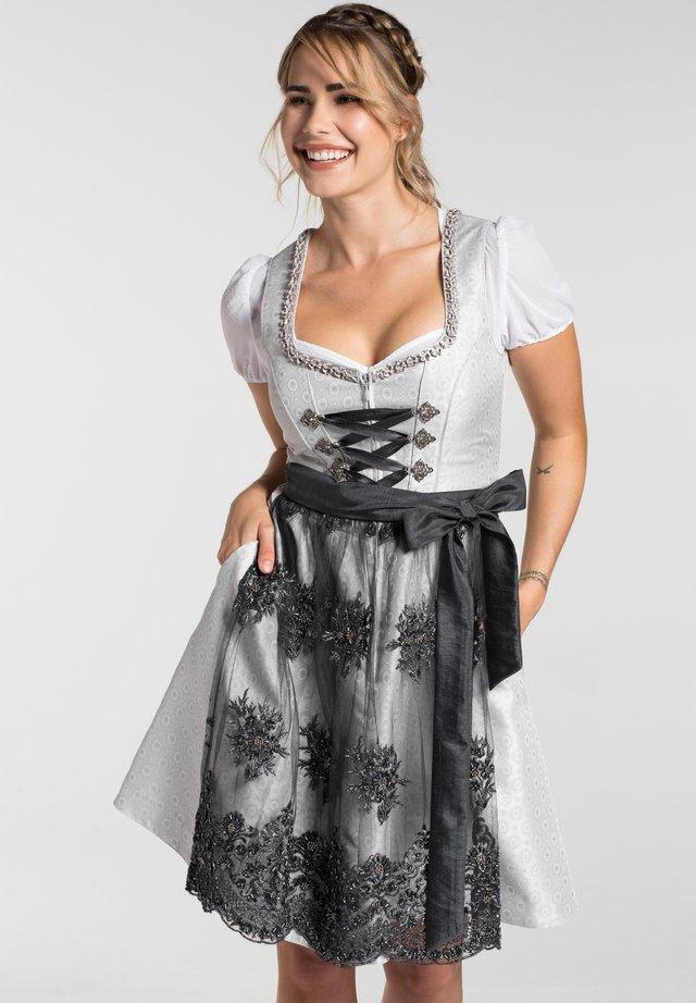 MOMO - Dirndl - grey