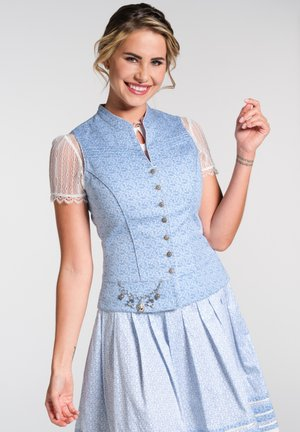 NEUTRAL - Waistcoat - light blue