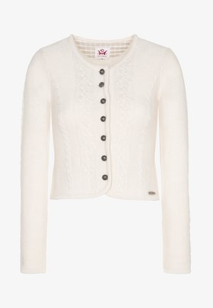 BONN - Strickjacke - white