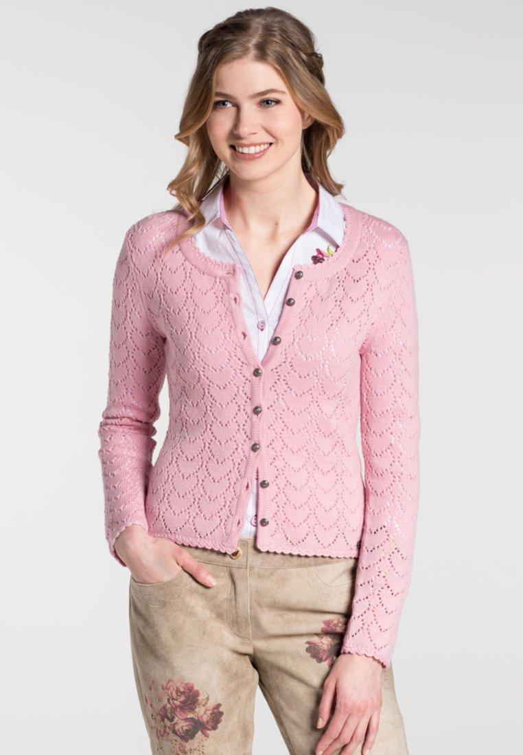 Spieth & Wensky - KRISTA - Cardigan - pink