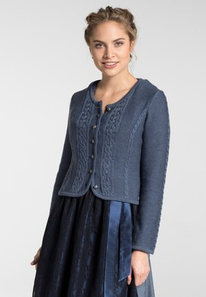 BONN - Strickjacke - dark blue