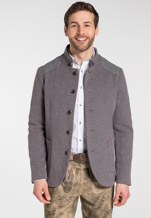 KIRBURG - Outdoor jacket - grey