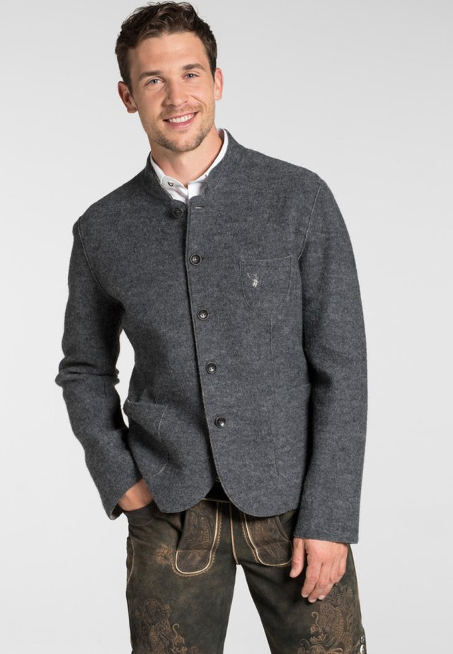 METTEN - Cardigan - gray