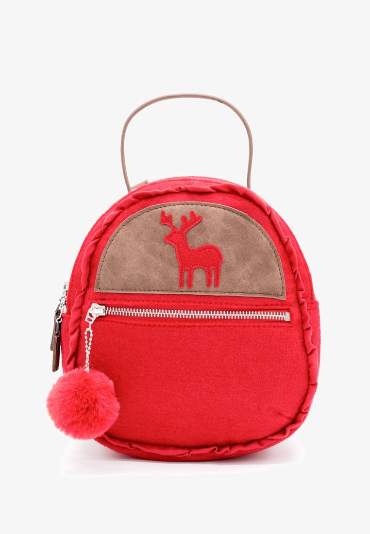 Spieth & Wensky - GAMBIA - Rucksack - red/brown