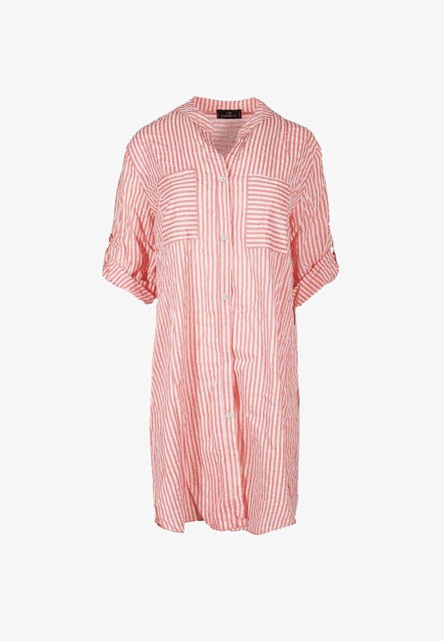 KIDA - Shirt dress - rosa