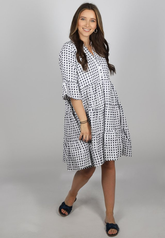 CONNIE - Day dress - weiß