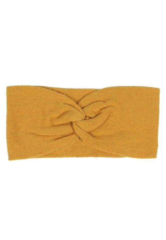 ANNA - Headscarf - gelb